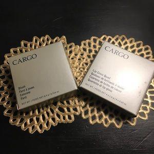 🌟SALE🌟 Cargo Cosmetics Bundle! Blush & Lip Gloss